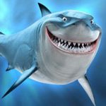 Картинка с улыбающейся акулой из ...: avatarko.ru/kartinka.php?id=301