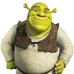 Аватар с улыбающимся Шреком, скачать картинку из мультфильма Шрек