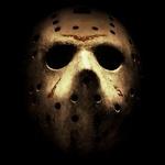 Маска Джейсона из фильма Пятница 13, аватар с хоккейной маской