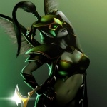 Игры, Фантастика, Dota 2, Phantom Assassin, аватар
