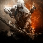 Assassins Creed 3 лучник в капюшоне
