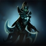 Герой  Phantom Assassin из игры Dota 2