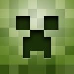 Крипер из Minecraft в HD