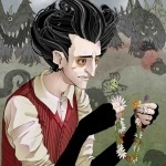 Игры, Венок, Don't Starve, аватар