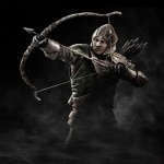 Лучник из игры The Lord of the Rings: War in the North