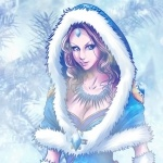 Dota 2, Crystal Maiden, аватар