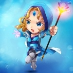 Игры, Crystal Maiden, аватар