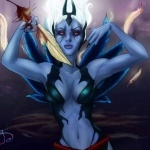 Игры, Dota 2, Vengeful Spirit, аватар