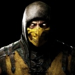 Игры, Mortal Kombat, Scorpion, аватар