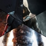 Игры, Mass Effect, The Elder Scrolls, Assassin's Creed, Dead Space, аватар