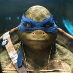 Леонардо из фильма про черепашек-ниндзя