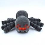 Мягкая игрушечный паук из игры Minecraft