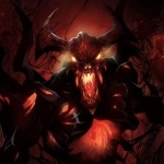 Игры, Dota 2, Shadow Fiend, аватар
