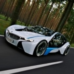 Концепт-кар BMW Vision Efficient Dynamics