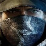 Лицо главного героя Watch Dogs в маске