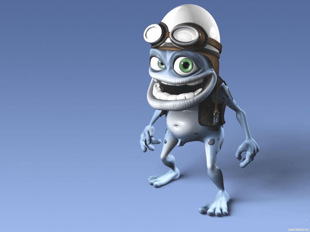 Crazy frog песня скачать