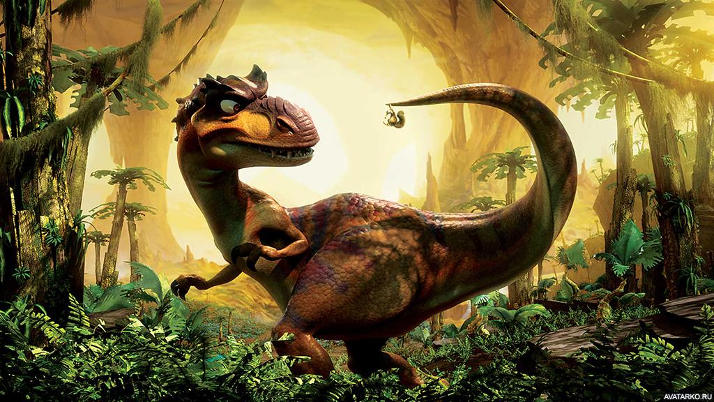 приключения с динозаврами картинки любили домашних питомцев