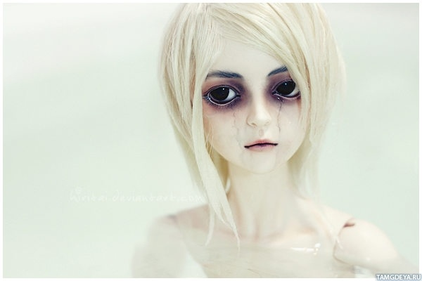 Фото на аву девушки куклы