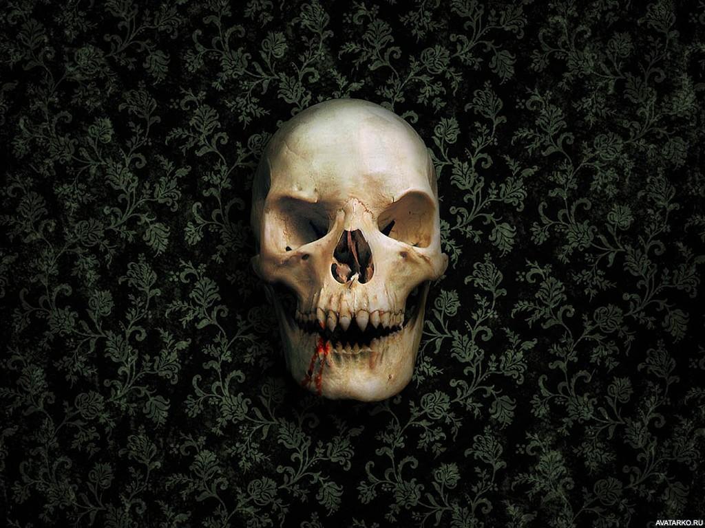 Картинки с черепами не больше