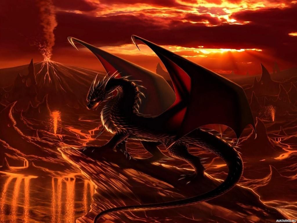 День, дракон классные картинки