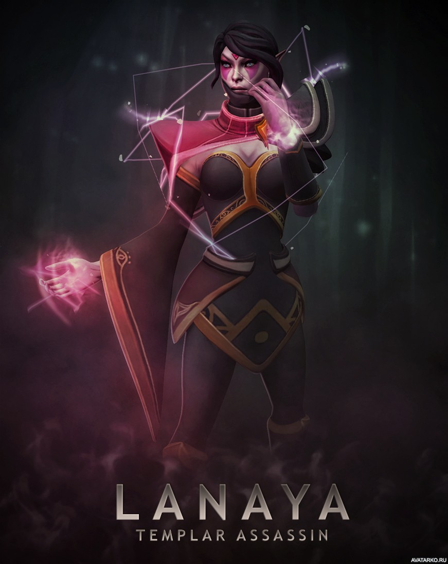 Картинка 871x1098 | Templar Assassin приспустила маску на радость фоторепортеров Dota 2 | Игры, Dota 2, Templar Assassin,  Templar assassin,  картинка на аву