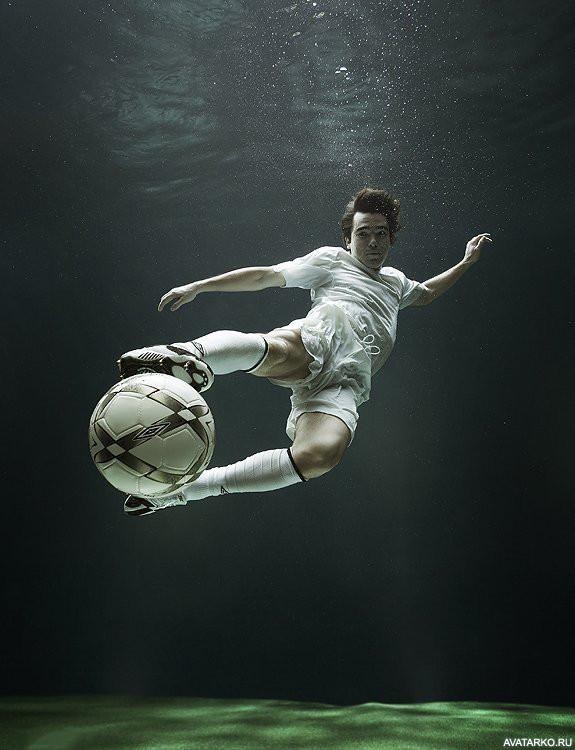 Водный футбол картинки