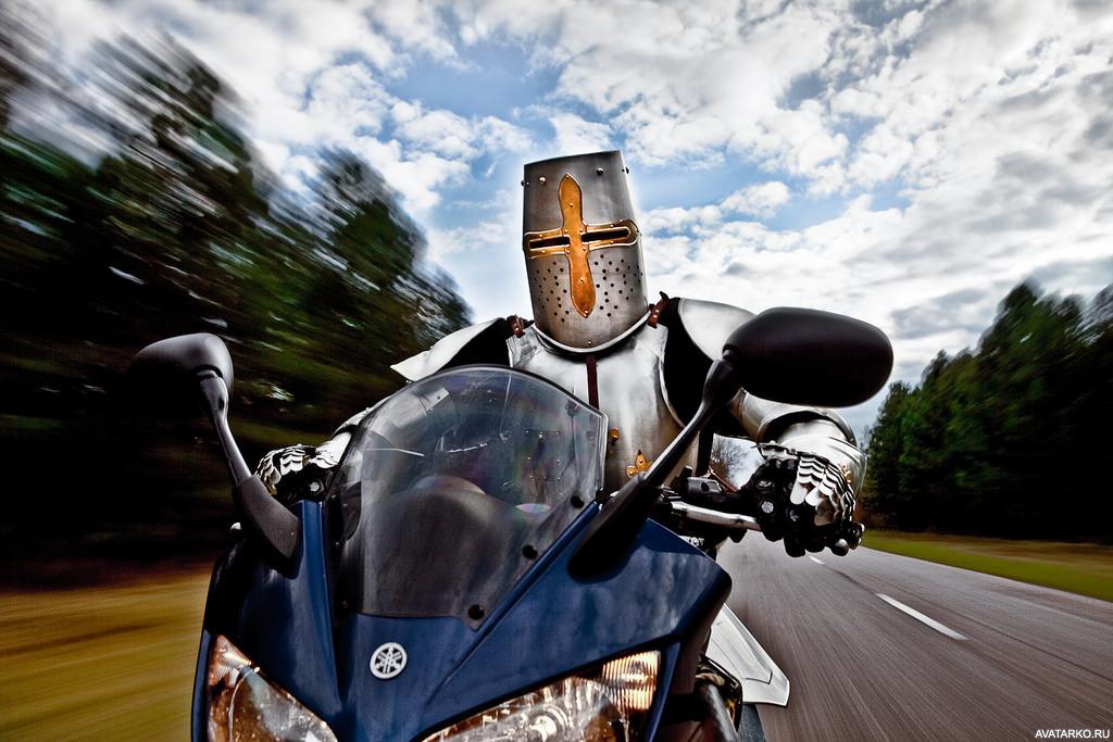 Картинки байкеров на мотоциклах прикольные, сделать большую