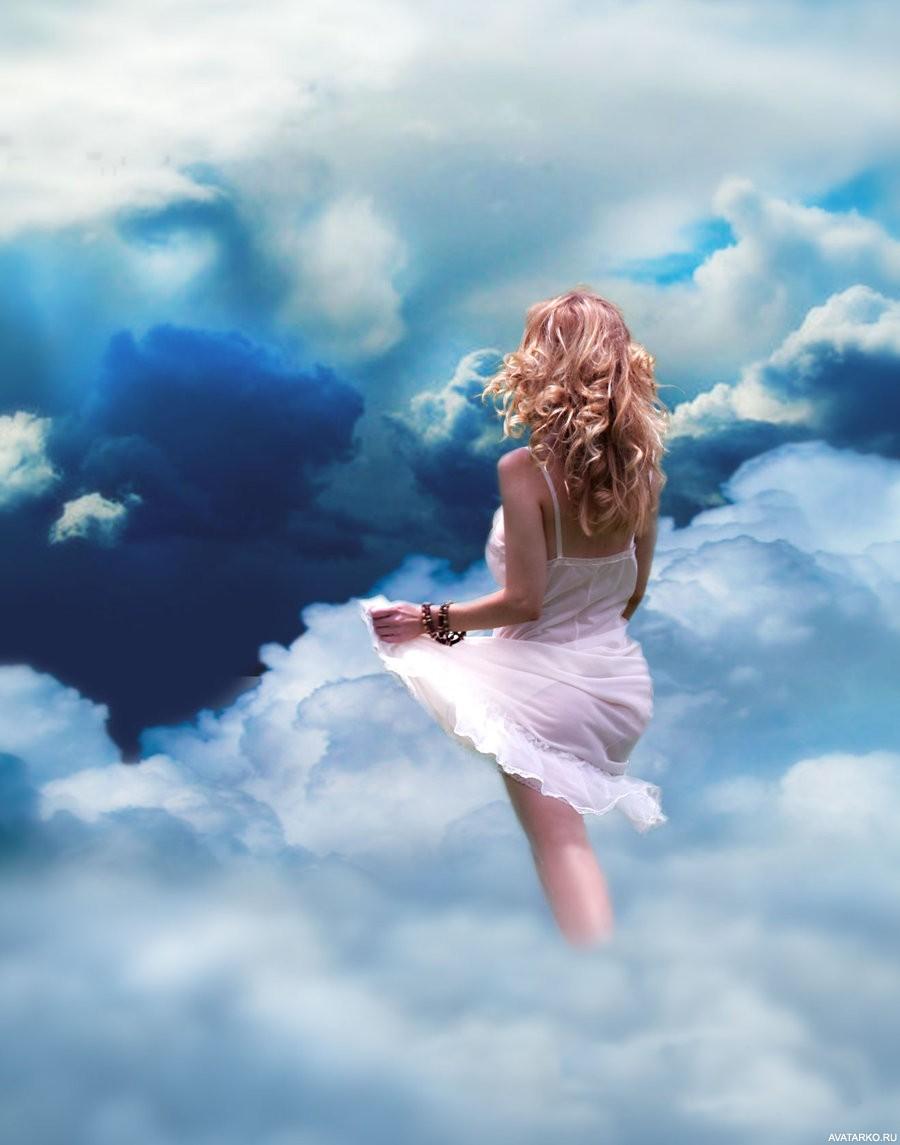 греки человек в облаках фото координацию движений, позволяют