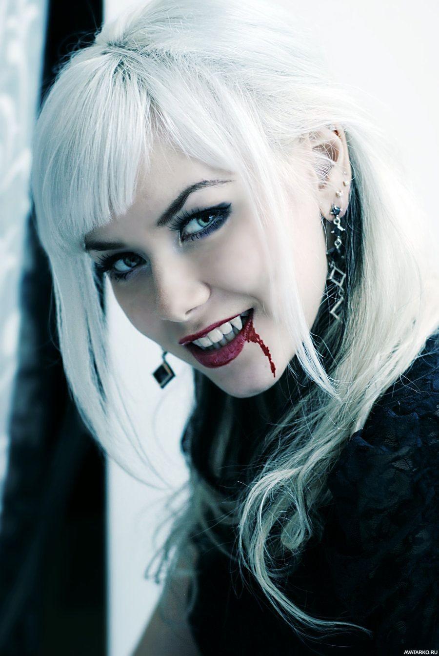 Открытки того, картинки вампирши