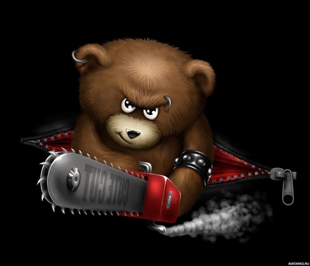 медвежонок картинки аватарки для этой