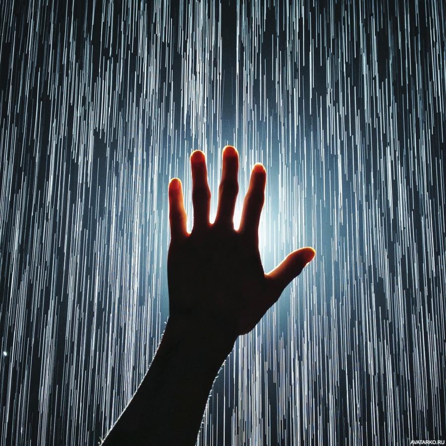 картинки на аву дождь уникальная техника