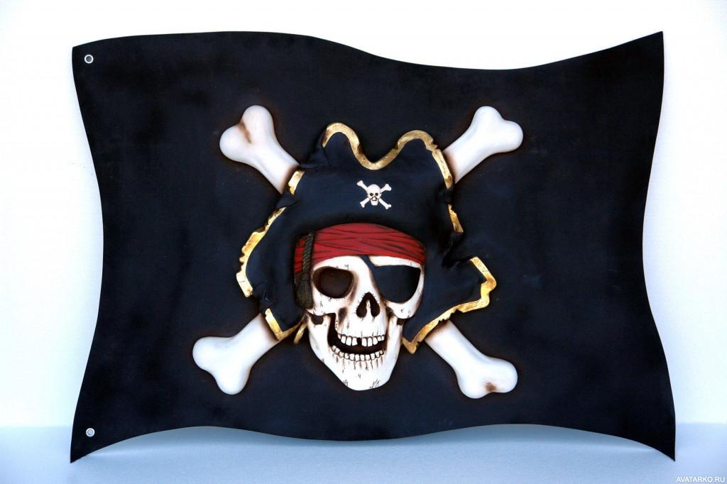 пират с флагом картинка описании роз флорибунда