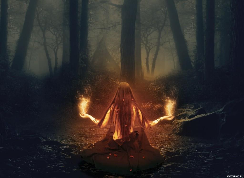Картинки мистика магия