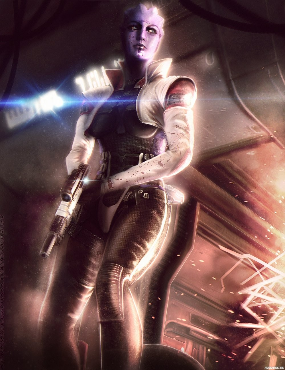 Mass effect hentai edition adult download