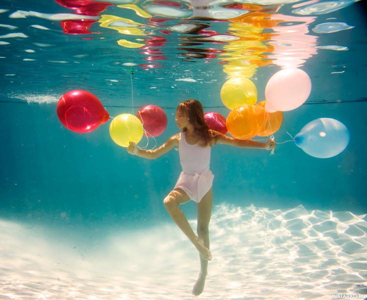 картинка отпуск с шариками подойти костюме
