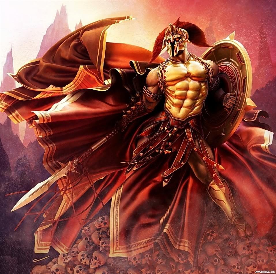 Fotos de guerreros mitologicos 73