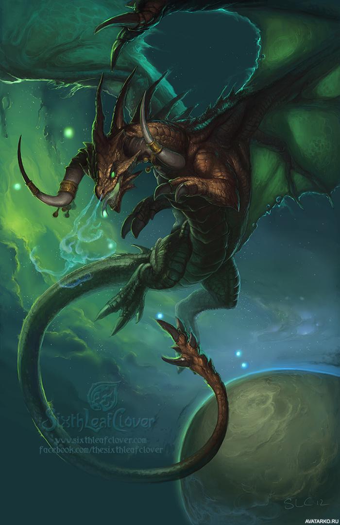 Знаки зодиака как драконы картинки