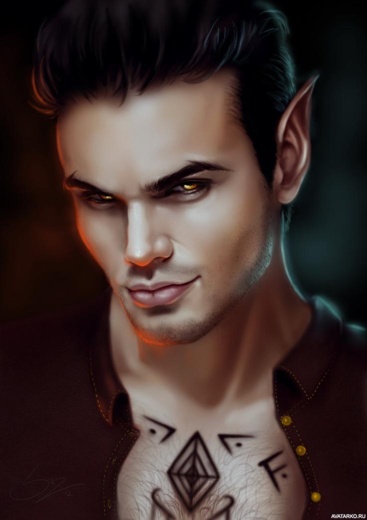Картинки для аватарки вампиров