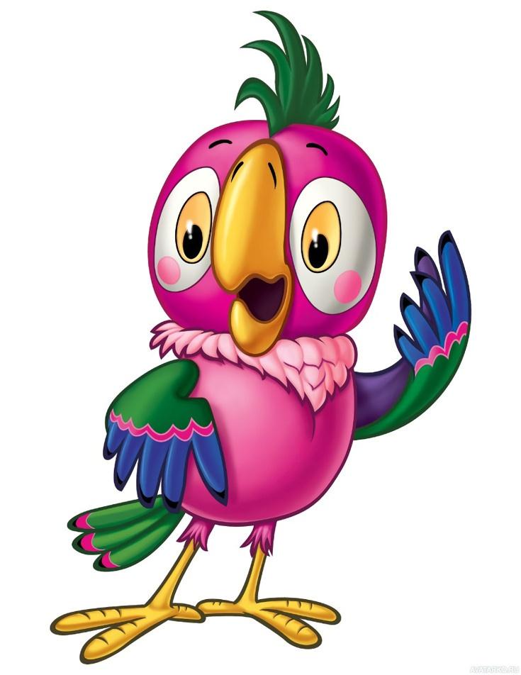 картинки попугай кеша узнаете