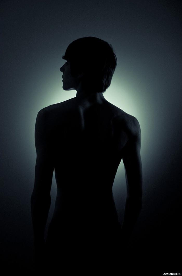 Картинка фото спины мужчины