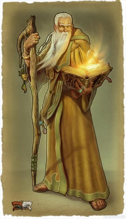 Картинка 348x604 | Картинка с седым магом с посохом и горящей книгой в руках | Фантастика, Книги, Маги,   фото
