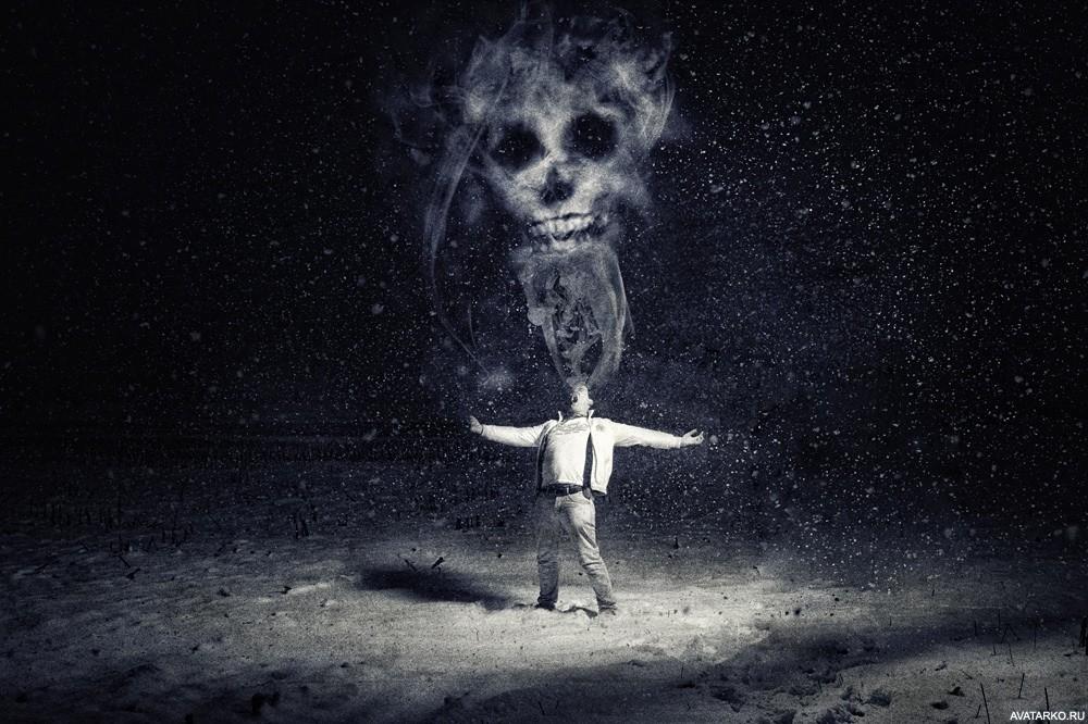 Фото духа на аву