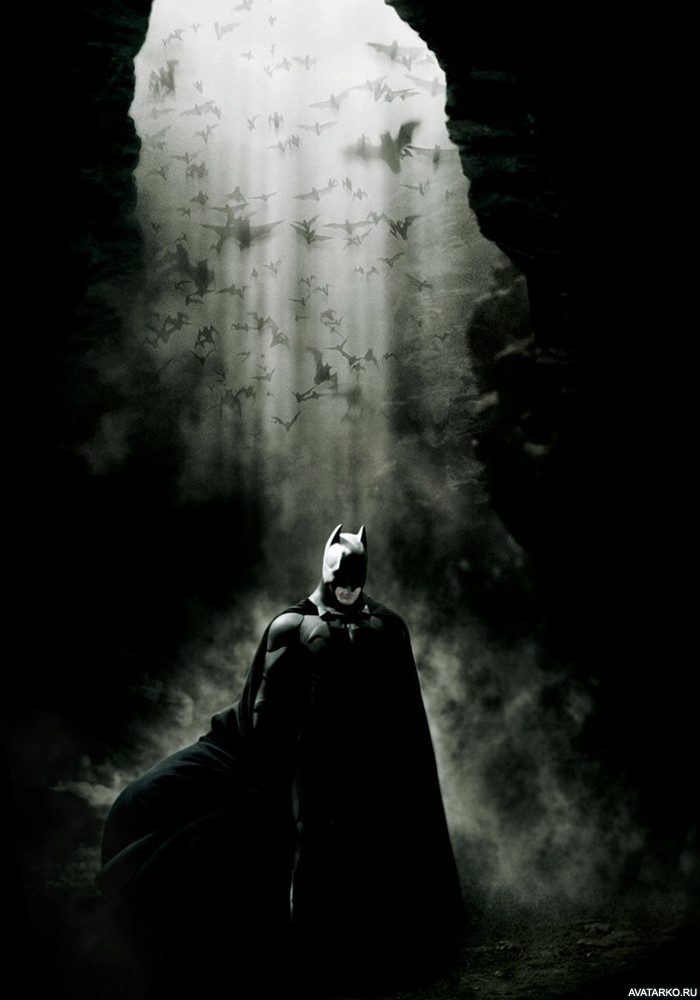 фото бэтмена на аву