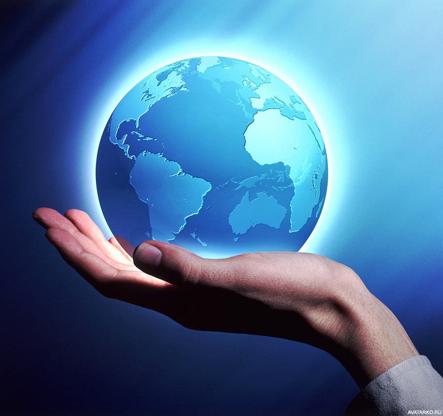 Глобус планета земля фото