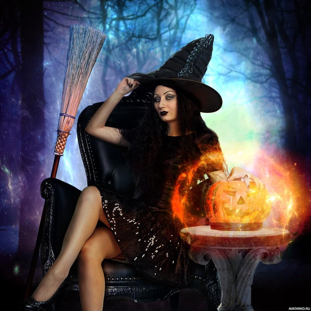 прически фото красивых ведьм с метлой время