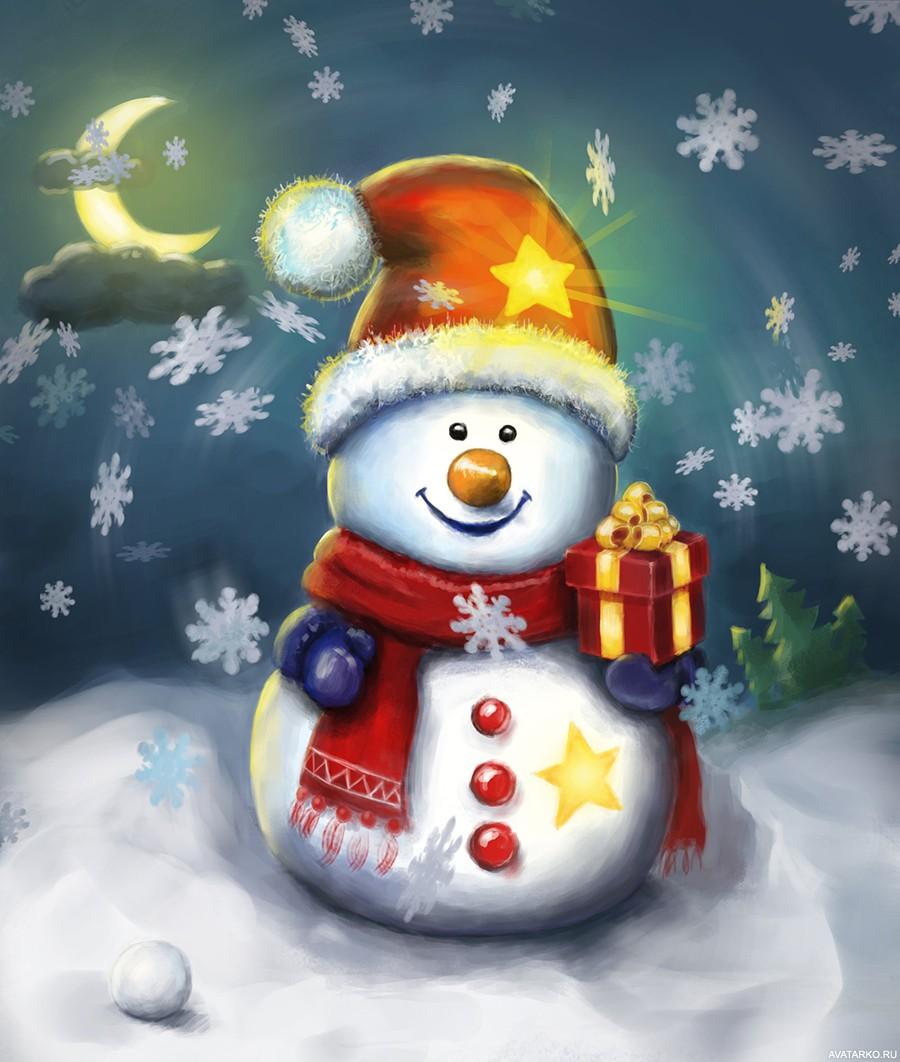 Картинки и рисунки новый год