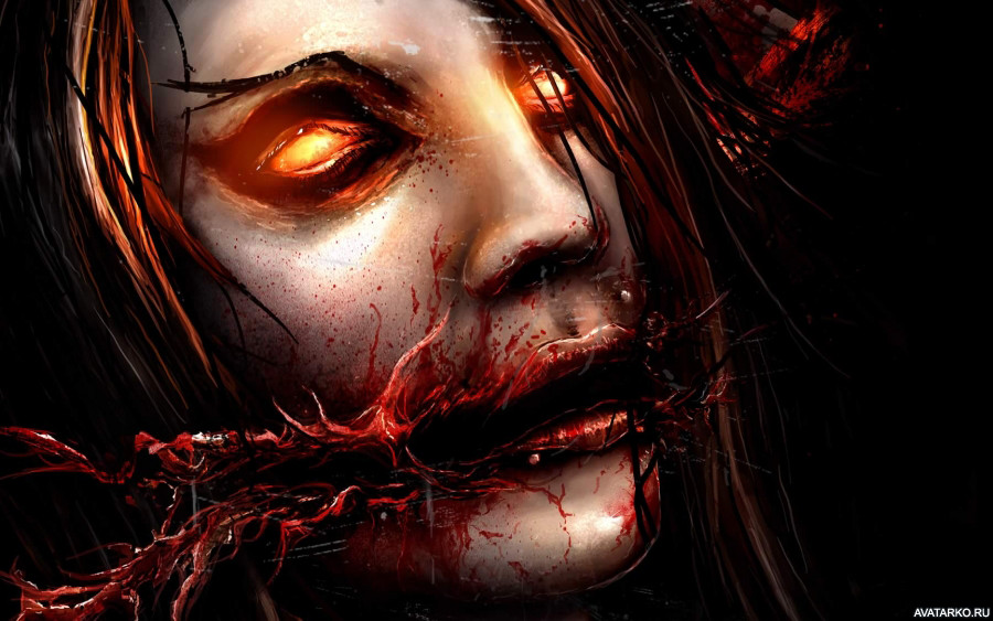 Картинки страшных тел