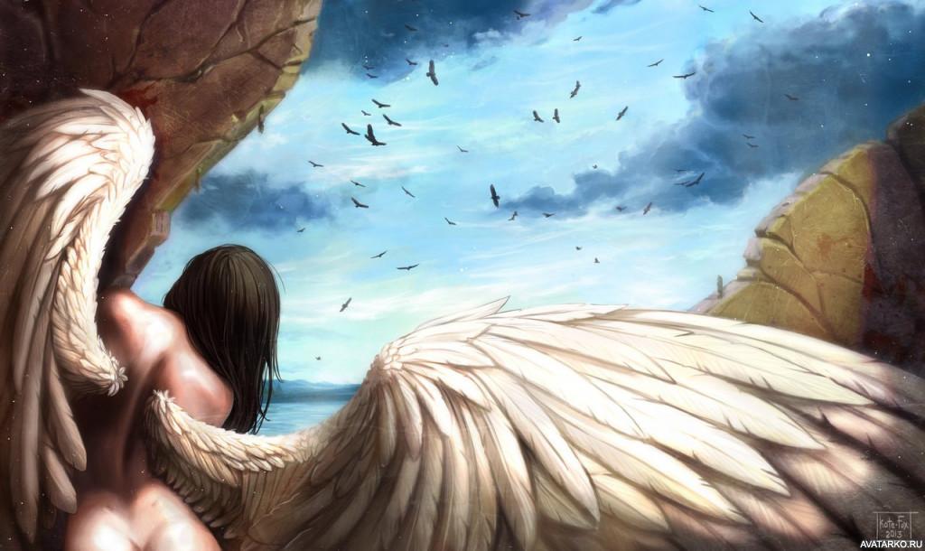 Картинки обманутый ангел в любви интервью популярной