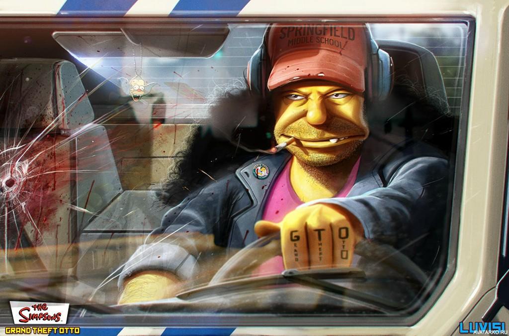 Прикольный картинки про водителей
