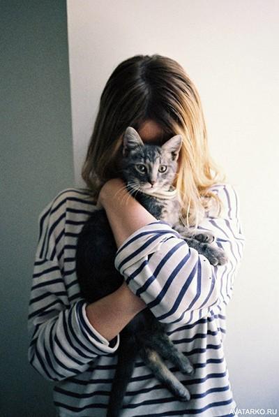 дешевые ава кот с девушкой функция